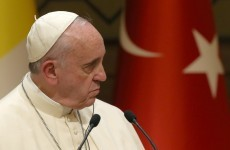 Pope: We can't allow a Middle East without Christians