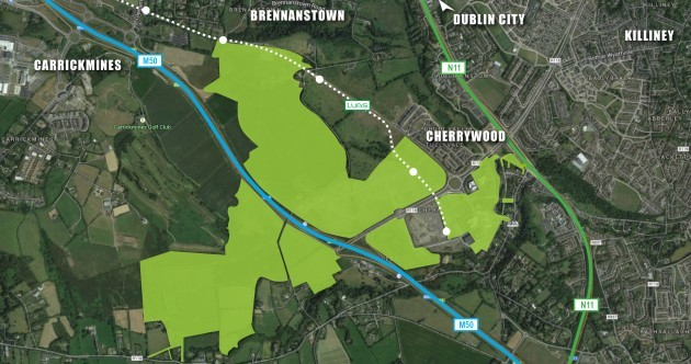 Building up to 3,800 homes on this Dublin site will be the top priority for its new owners
