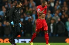 Glen Johnson: I'm not going to go crawling over new Liverpool deal