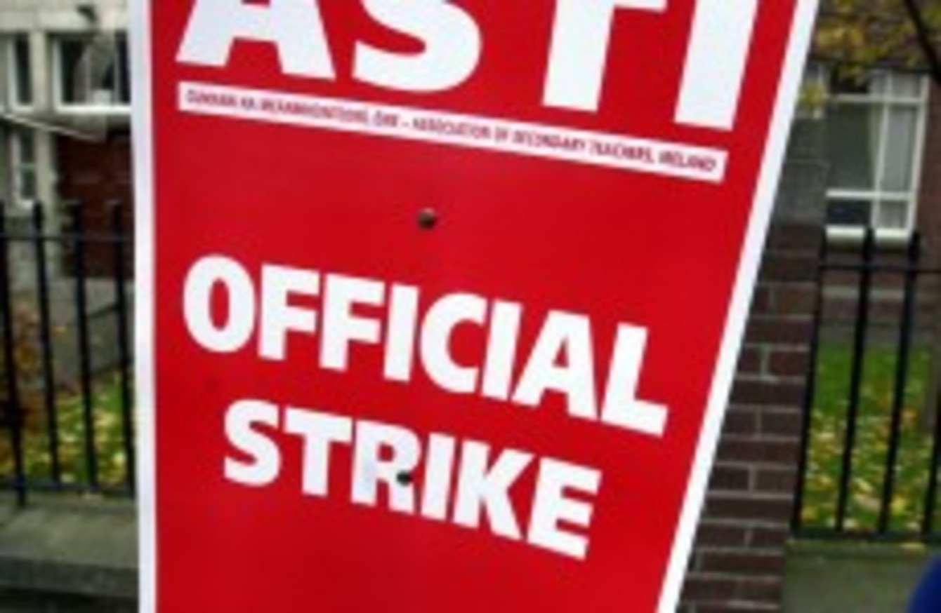 Teachers are almost certainly going on strike tomorrow · TheJournal ie