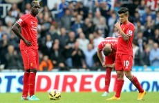Why always him? Mario Balotelli is in hot water again