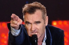 Morrissey showed a graphic animal abuse video at his Dublin gig and people were traumatised