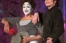 Meet the Irishman who learned to mime with Marcel Marceau