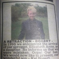 This heartwarming birth announcement is parenting at its best