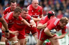 Munster tie down quartet of Irish internationals to new contracts