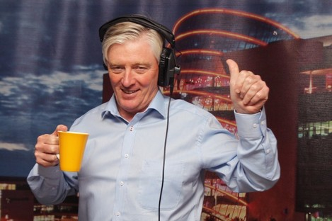 Pay Kenny will be on UTV Ireland when it launches next year