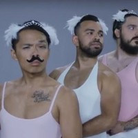 Shake It Off parody implores men to shave their Movember moustaches