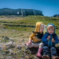 Check out these beautiful photos of Irish families enjoying our heritage