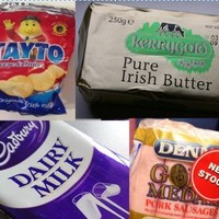 Irish emigrants miss this food the most.... (can you guess?)
