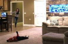 This guy pretended to kill his kid for a prank, but did he go too far?