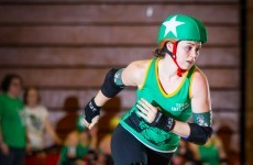 Irish team going for gold at Roller Derby World Cup