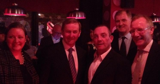 Enda Kenny paid a visit to Pantibar