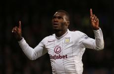 Benteke scores a beauty on his return to end Villa's winless run