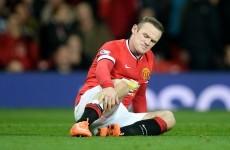Rooney and Di Maria injuries 'not so serious' - Van Gaal