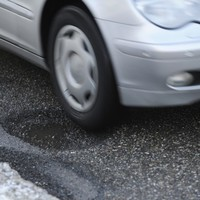 Careful now: There's frost and ice on the roads this morning