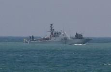 Israeli navy takes over Gaza bound ship