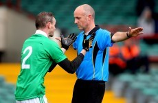 Poll: was Cormac Reilly right to reverse penalty call?