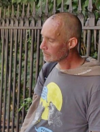 In his own words: Jonathan Corrie on homelessness - and hoping for a chance