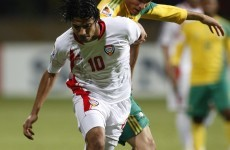 Rough justice: Player behind backheel penalty facing a ban?