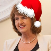 Joan Burton wants to increase the Christmas Bonus again next year