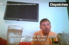 How to buy a club: what did last night's Dispatches programme allege?