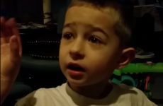 'In the North Coal': Adorable kid explains how to spot real Santa and fake Santa