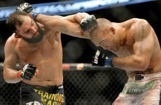 There's no substitute for blood, sweat and tears in the UFC