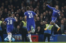 Despite a fast start from Spurs, Chelsea are well in control at Stamford Bridge