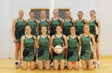Irish netball team set for Singapore adventure