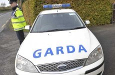 Garda car chase in Athlone