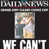 """""""We can't breathe"""": Outrage after jury decides cop won't be prosecuted for man's death"""