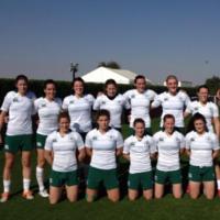 Ireland Women march into Dubai 7s semi-finals unbeaten