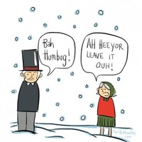 14 wonderfully Irish alternative Christmas cards