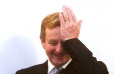 Enda Kenny is facing a motion of no confidence next week