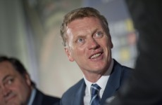 It hasn't taken David Moyes long to pick up the Spanish lingo as evidenced in this press conference