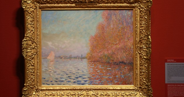Six year sentence for man who damaged €10 million Monet