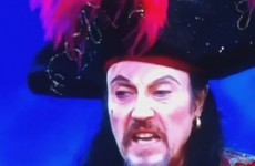 The internet is obsessed with Christopher Walken's bizarre performance as Captain Hook
