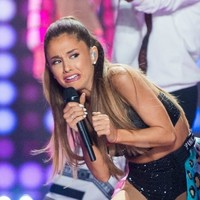 Ariana Grande's cringing face just became the internet's favourite new meme