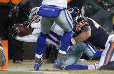 Cowboys bounce back as Bears' hibernation starts early