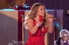 Mariah Carey's vocals on live performance of All I Want For Christmas Is You will make you cringe