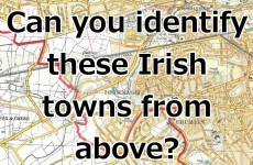 QUIZ: Can you identify these Irish towns from above?