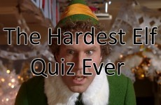 The Hardest 'Elf' Quiz Ever