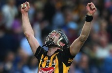 'I knew this was my last year, so I was able to enjoy every moment' - JJ Delaney