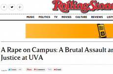 Rolling Stone apologises for 'discrepancies' in university rape story