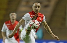 Dimitar Berbatov scored a classy outside-of-the-boot goal last night