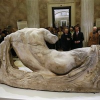 Greece is not happy that one of the Parthenon Marbles was sent in secret to Russia