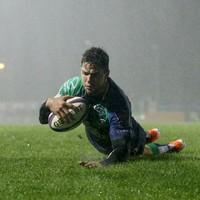 Danie Poolman on the double as five-try Connacht maul Bayonne