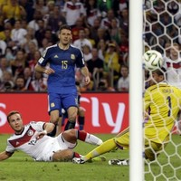 Mario Götze's World Cup-winning boot has sold for €2 million
