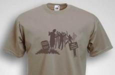 Sinn Féin pulls 'Thatcher's grave' t-shirt from online store