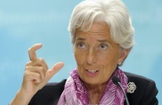 IMF warns Eurozone problems must be addressed
